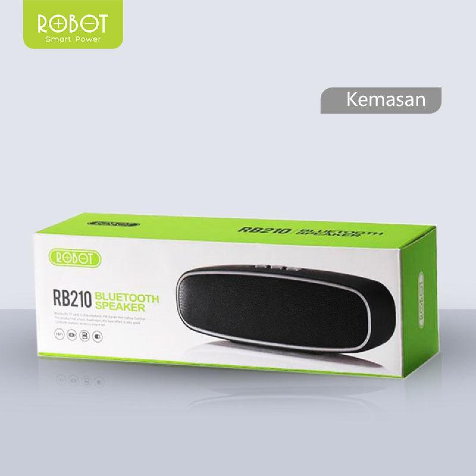 Robot RB210 Stereo Bluetooth