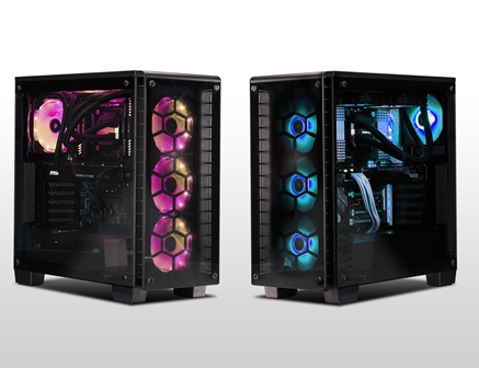 Corsair Crystal 460X RGB Case PC