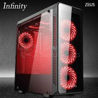 Infinity Zeus Black 2 Fan (Non PSU)