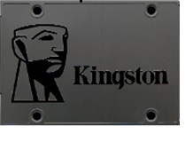 Kingston SA400 120GB R/W 500/450Mbps